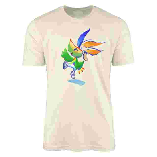 Screenshot for the game SQUARE ENIX PRIDE MASCOT Limited T-Shirt for Charity - Natural (L)