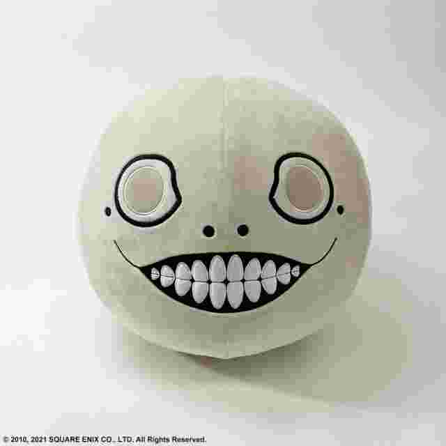 Screenshot for the game NieR Replicant ver.1.22474487139... Face Cushion - EMIL