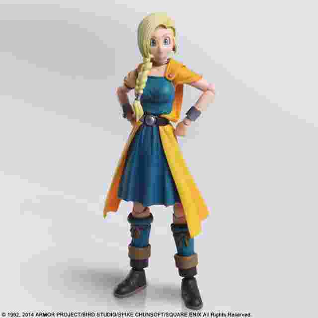 Screenshot for the game DRAGON QUEST V HAND OF THE HEAVENLY BRIDE BRING ARTS - BIANCA