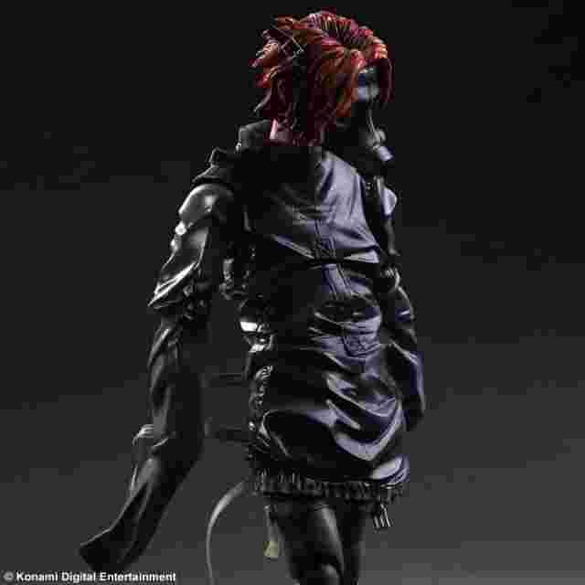 Capture d'écran du jeu Metal Gear Solid V The Phantom Pain Play Arts Kai - Rebenok