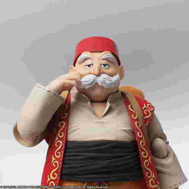 Screenshot for the game DRAGON QUEST XI Echoes of an Elusive Age BRING ARTS Sylvando & Rab