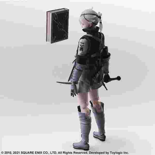 Screenshot for the game NieR Replicant ver.1.22474487139... BRING ARTS™ Action Figure - YOUNG PROTAGONIST [ACTION FIGURE]