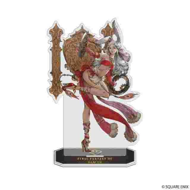 Captura de pantalla del juego FINAL FANTASY XIV ACRYLIC STAND - DANCER