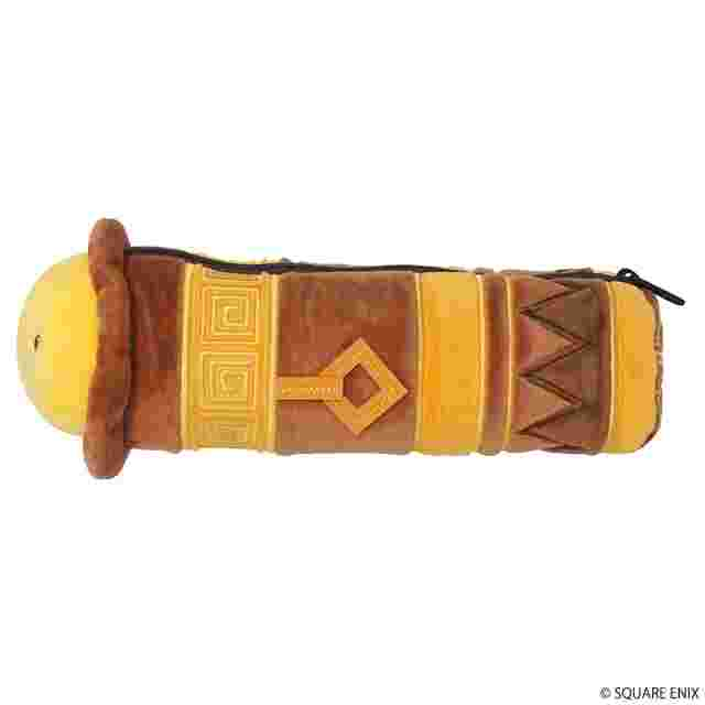 Screenshot for the game FINAL FANTASY XIV Great Serpent of Ronka Plush Pen Case