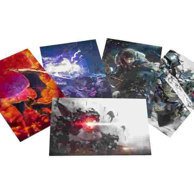 Screenshot for the game FINAL FANTASY XIV ART CARDS [REWARD]