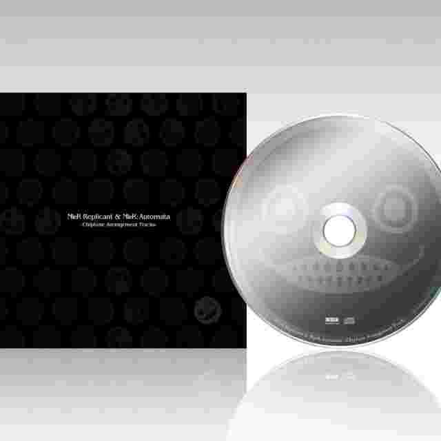 Screenshot for the game NieR Replicant & NieR:Automata -Chiptune Arrangement Tracks- [CD]