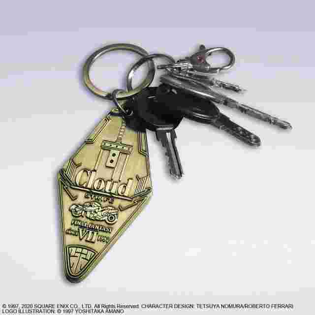 Screenshot for the game FINAL FANTASY VII REMAKE MOTEL KEY HOLDER [1 BLIND BOX]