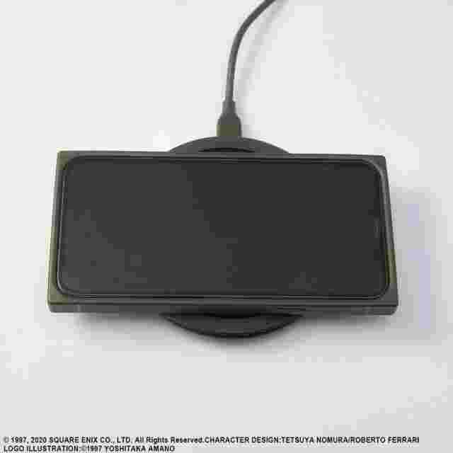 Screenshot for the game FINAL FANTASY VII REMAKE™ Wireless Charging Pad - EMBLEM