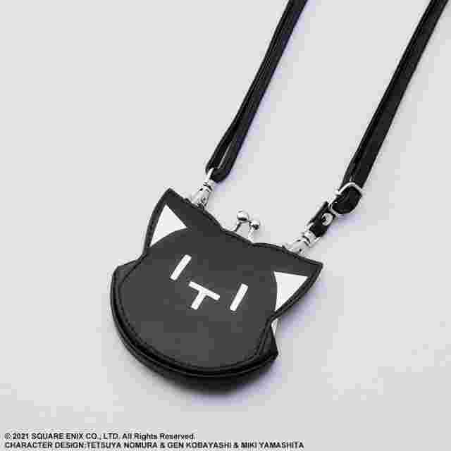 Screenshot for the game NEO: THE WORLD ENDS WITH YOU JAPANESE-STYLE COIN PURSE - MR. MEW