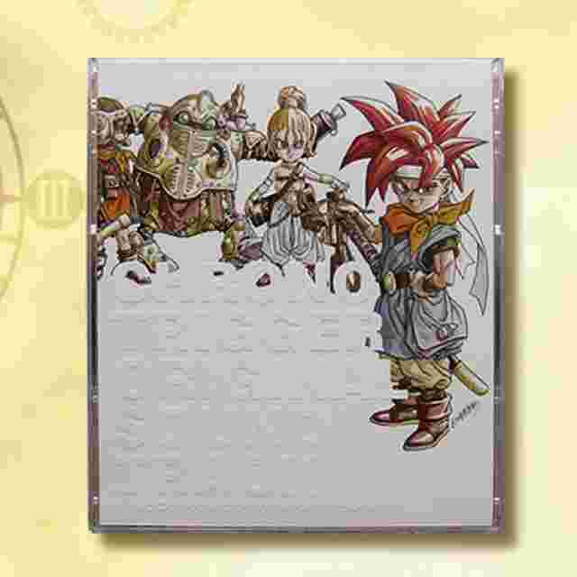 Capture d'écran du jeu CHRONO TRIGGER Original Soundtrack [Music Disc]