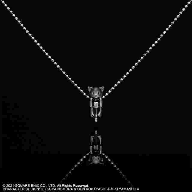 Screenshot for the game NEO: The World Ends with You Silver Necklace - DANGLING MR. MEW [JEWELRY]