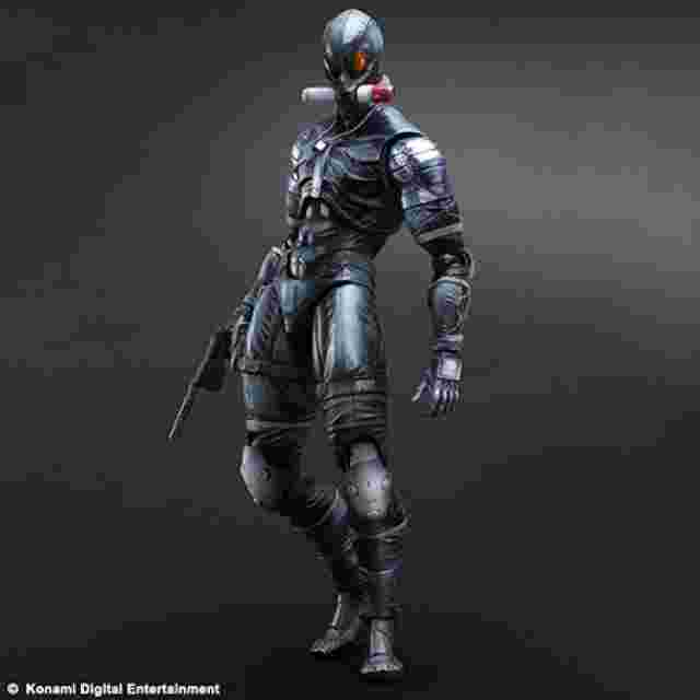 Screenshot for the game METAL GEAR SOLID 2 SONS OF LIBERTY PLAY ARTS KAI [Raiden]