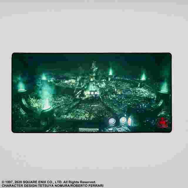 Screenshot des Spiels FINAL FANTASY VII REMAKE GAMING MOUSE PAD - MIDGAR