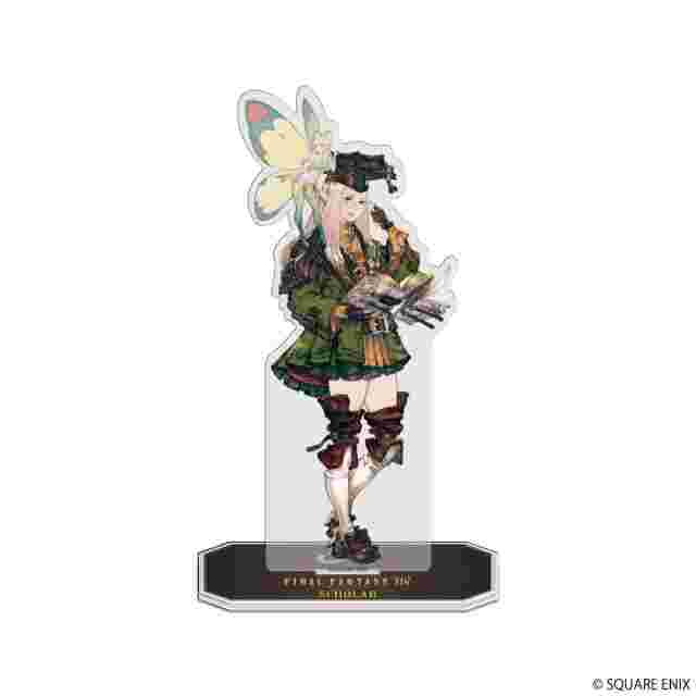 Screenshot for the game FINAL FANTASY XIV Acrylic Job Stand - Scholar