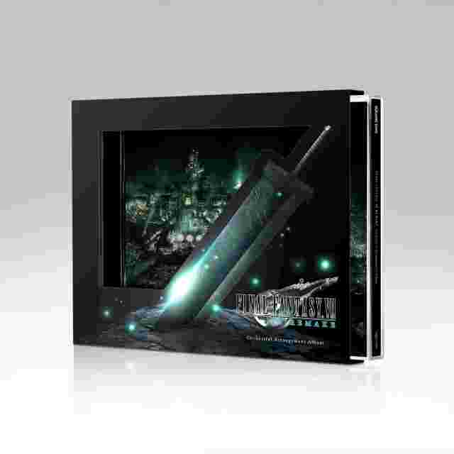 Screenshot for the game FINAL FANTASY VII REMAKE Orchestral Arrangement Album [CD]