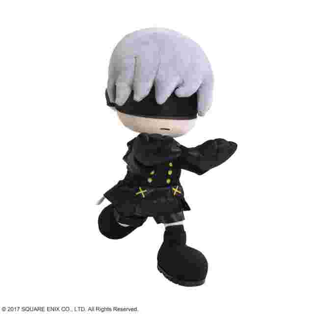 Capture d'écran du jeu NIER:AUTOMATA ACTION DOLL – YORHA NO. 9 TYPE S