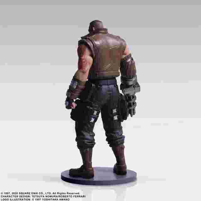 Screenshot for the game FINAL FANTASY VII REMAKE TRADING ARTS (Blind box Set of 5) [FIGURINE]