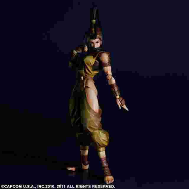 Screenshot for the game SUPER STREET FIGHTER IV Play Arts Kai Vol.3 [Ibuki]