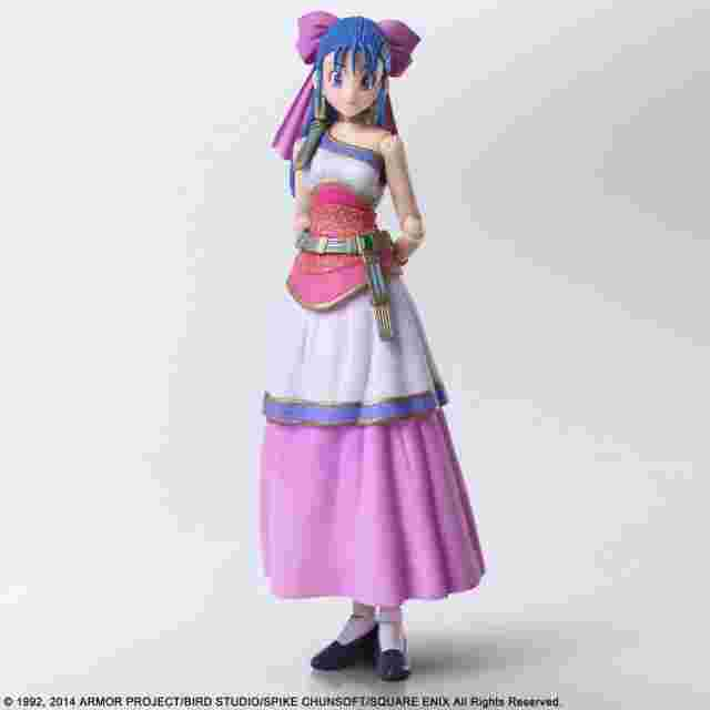 Screenshot des Spiels DRAGON QUEST V HAND OF THE HEAVENLY BRIDE BRING ARTS - NERA