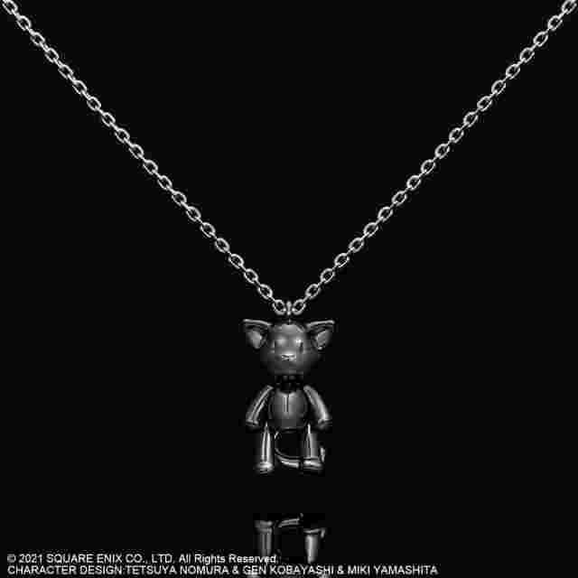 Screenshot for the game NEO: The World Ends with You Articulated Silver Necklace - MR. MEW [JEWELRY]