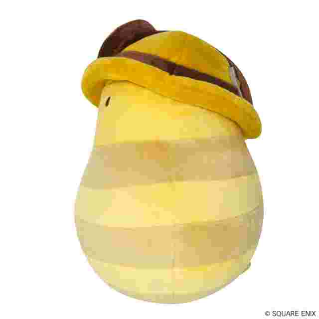 Screenshot for the game FINAL FANTASY XIV BEHELMETED SERPENT OF RONKA PLUSHIE