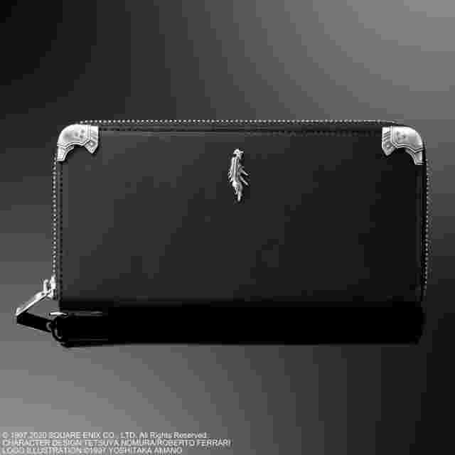 Screenshot for the game FINAL FANTASY VII REMAKE Sephiroth Wallet [JEWELRY]