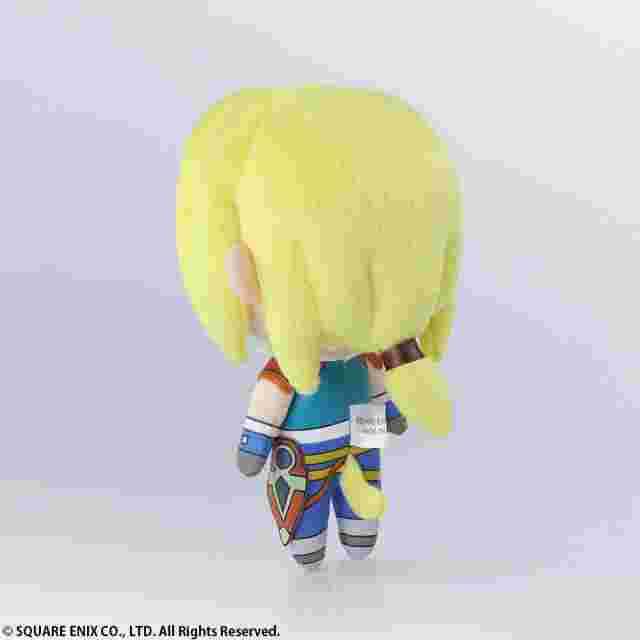 cattura di schermo del gioco FINAL FANTASY mini PLUSH: FINAL FANTASY IX ZIDANE