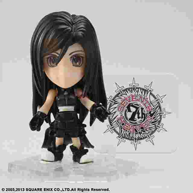 Screenshot for the game FINAL FANTASY TRADING ARTS MINI KAI No.11 [Tifa Lockhart]
