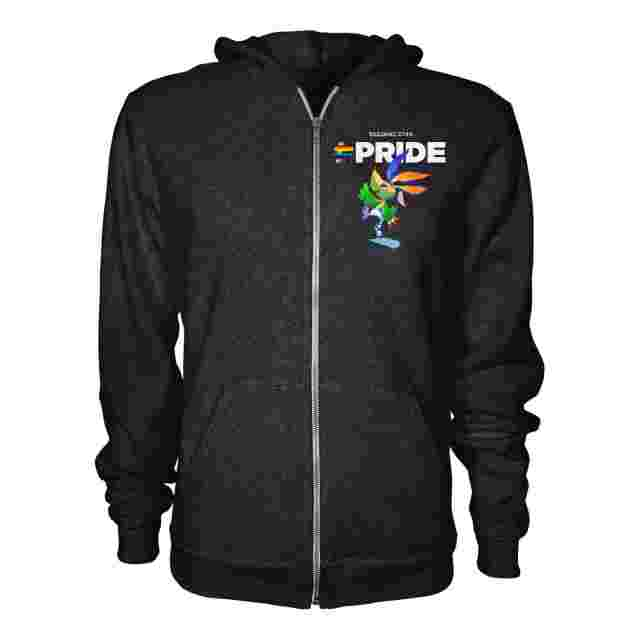Screenshot for the game SQUARE ENIX PRIDE MASCOT Limited Hoodie for Charity (M)