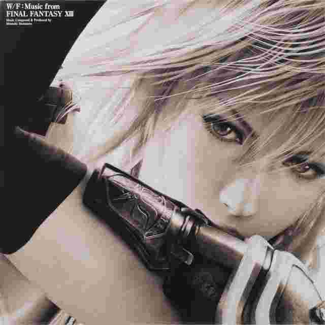 Screenshot for the game W/F : Music From FINAL FANTASY XIII [VINYL]