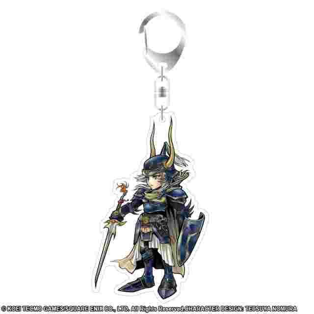 Screenshot for the game DISSIDIA FINAL FANTASY Acrylic Keychain Warrior of Light