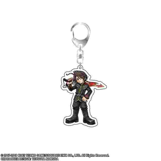 Screenshot des Spiels DISSIDIA FINAL FANTASY Acrylic Key Holder Vol.2 - Squall