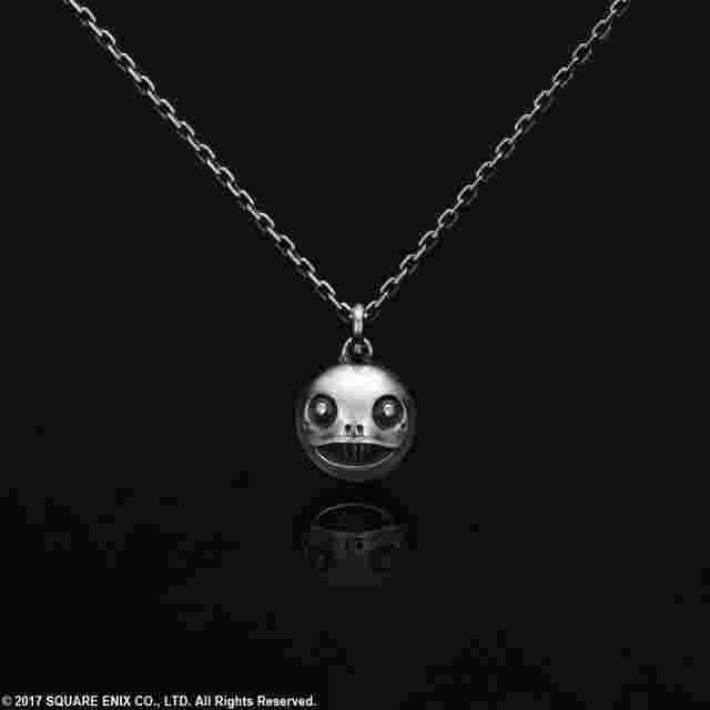 Screenshot for the game NieR: AUTOMATA™ Silver Necklace Emil [Jewelry]