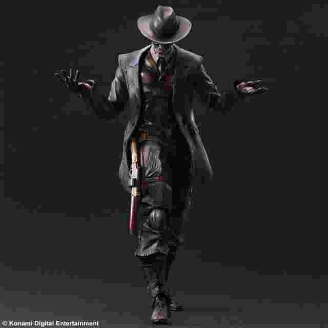 Captura de pantalla del juego METAL GEAR SOLID V THE PHANTOM PAIN PLAY ARTS KAI [Skull Face]