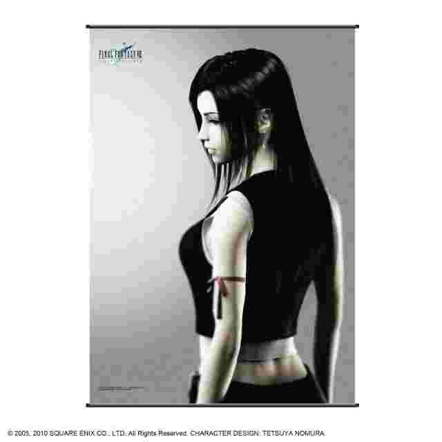 Capture d'écran du jeu FINAL FANTASY VII Advent Children Wall Scroll - Tifa Lockhart (2019)