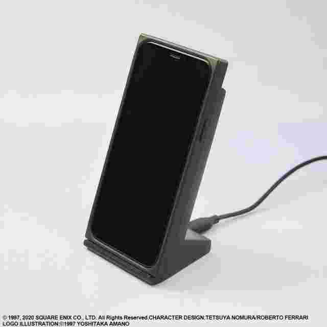 Screenshot for the game FINAL FANTASY VII REMAKE WIRELESS CHARGING STAND - SHINRA