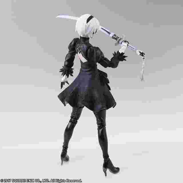 Screenshot des Spiels NieR:Automata™ BRING ARTS™ YoRHa No.2 Type B
