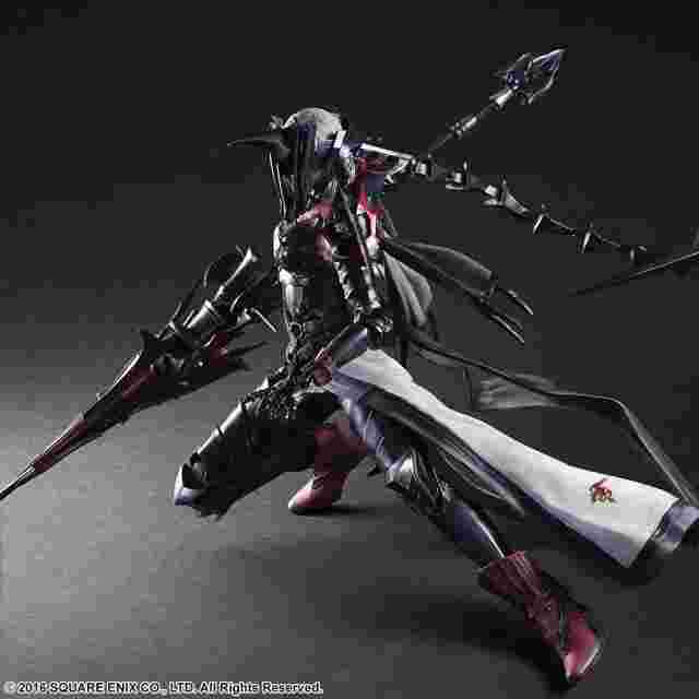 Screenshot for the game FINAL FANTASY XV: PLAY ARTS KAI - Aranea Highwind
