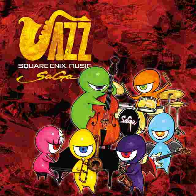 Screenshot for the game SQUARE ENIX JAZZ -SaGa- [CD]