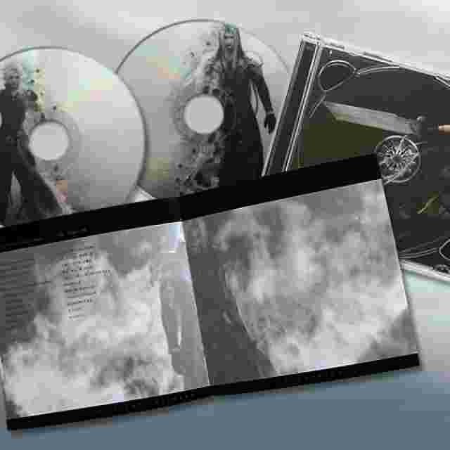 Screenshot for the game FINAL FANTASY VII ADVENT CHILDREN  Original Soundtrack [Music Disc]