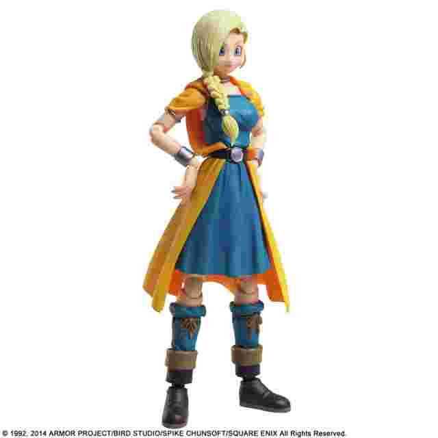 Screenshot for the game DRAGON QUEST®V: Hand of the Heavenly Bride™ BRING ARTS™ Bianca [ACTION FIGURE]