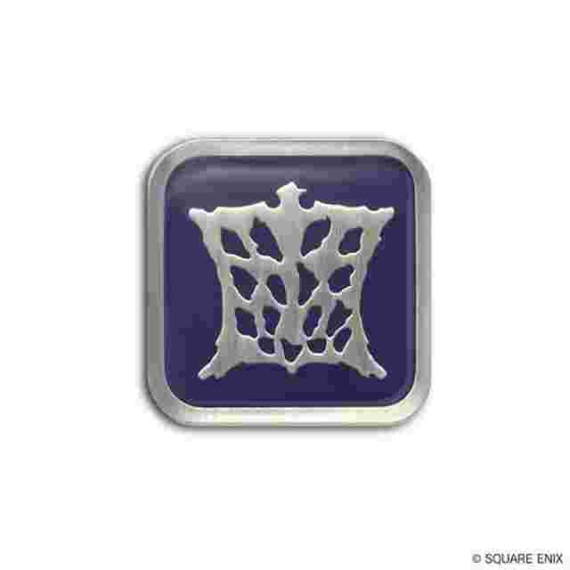 Capture d'écran du jeu FINAL FANTASY XIV CLASS ICON LEATHERWORKER