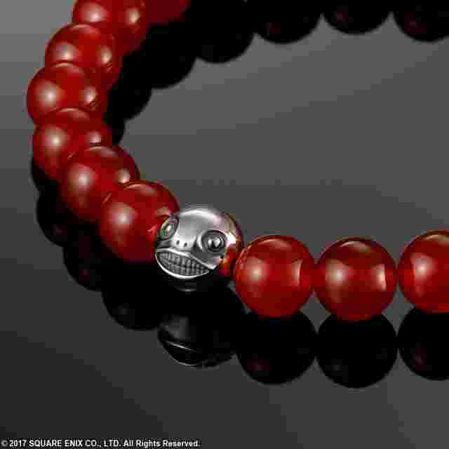 Screenshot for the game NieR: AUTOMATA™ Red Agate Bracelet - Emil [Jewelry]