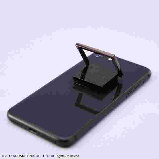 Capture d'écran du jeu NIER:AUTOMATA SMARTPHONE RING