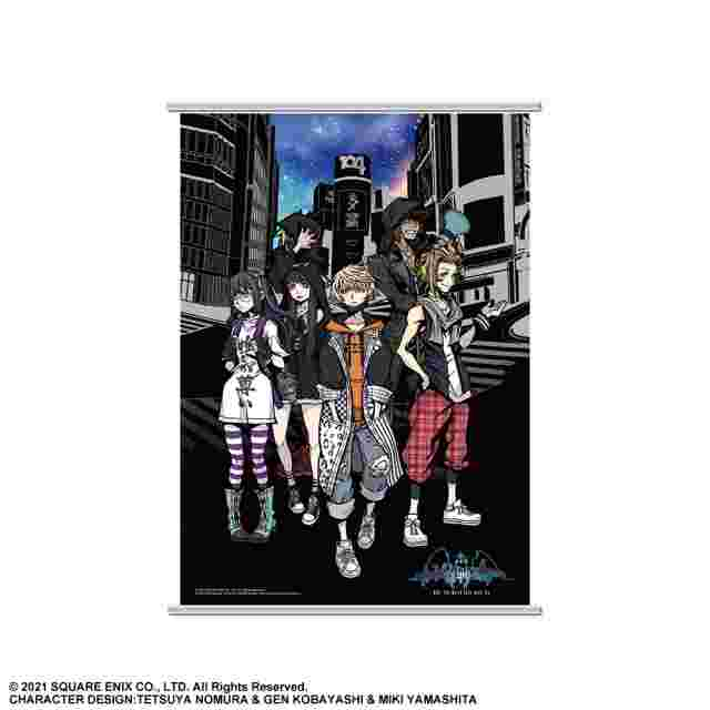 Screenshot for the game NEO: THE WORLD ENDS WITH YOU TAPESTRY