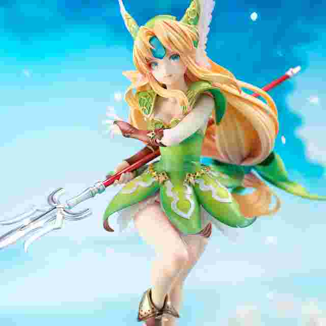 Screenshot for the game Trials of Mana RIESZ - by FLARE [FIGURINE]