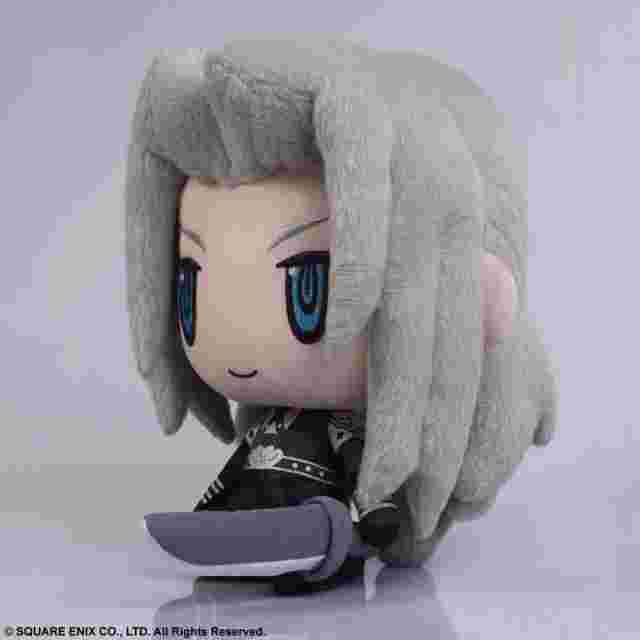 Capture d'écran du jeu FINAL FANTASY VII PLUSH [Sephiroth]