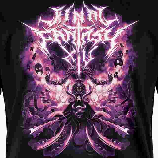 Screenshot for the game FINAL FANTASY XIV T-Shirt - HADES (S)