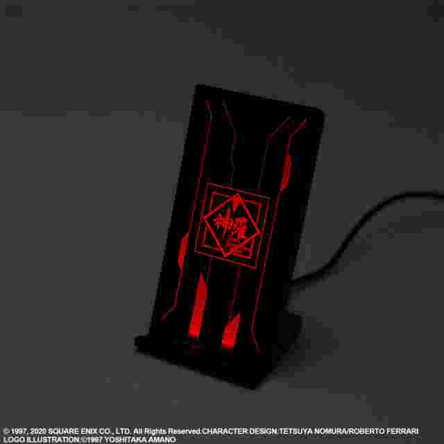 Screenshot for the game FINAL FANTASY VII REMAKE™ Wireless Charging Stand - SHINRA