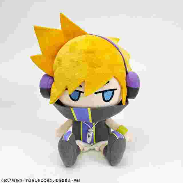 Screenshot des Spiels THE WORLD ENDS WITH YOU THE ANIMATION PLUSH - NEKU